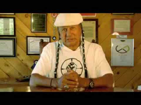 The Will to Resist by Russell Means - part 2    Republic of Lakotah