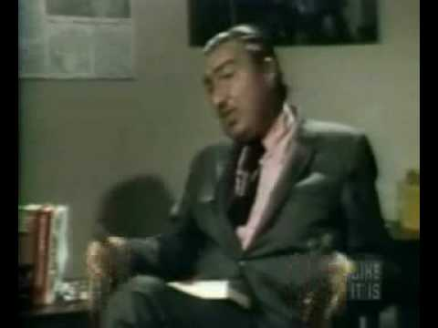 Adam Clayton Powell Jr. Documentary on Like it is