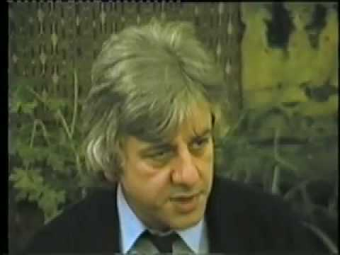 Interview with Geoffrey Hawthorn (in 1985) on population