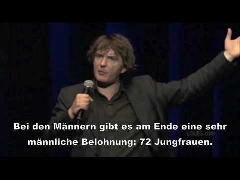 Dylan Moran - Needing to believe in things - German subtitles
