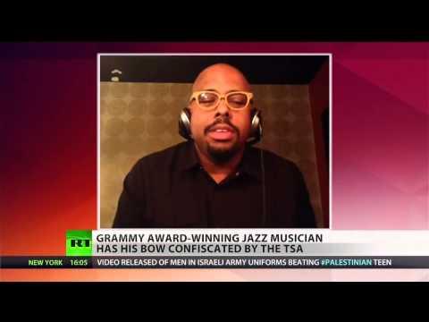 TSA confiscates instrument from Grammy-winning artist