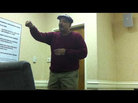 The Power of Decoding Language with Dr. Black - Nov 6, 2013