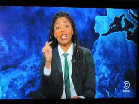 Jessica Williams on Beyonce's Halftime show
