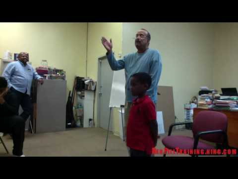 5-Year-Old Taj Teaches Apogee & Perigee - Dr. Black's World