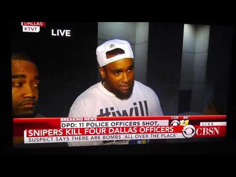 Mark Hughes and Cory Hughes interview Dallas