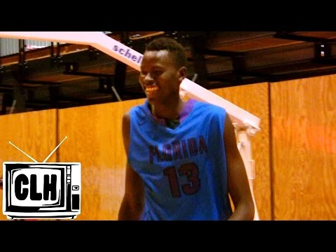 7'3 8th Grader Chol Marial - Tallest Middle Schooler in the World - Basketball Prodigy