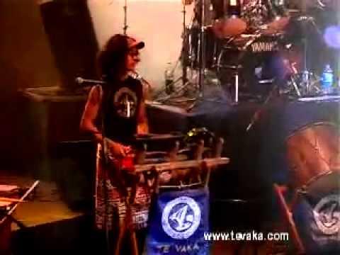 TE VAKA - HALOA OLOHEGA (live)