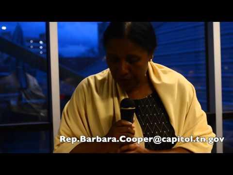 Dr. Carolyn Bell - Memphis Community Blast-Off!