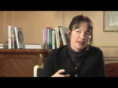 Alice Sebold, author of The Lovely Bones, interviewed