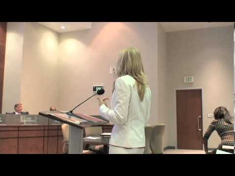 Religious discrimination presentation to Tangi School Board Oct 15, 2013