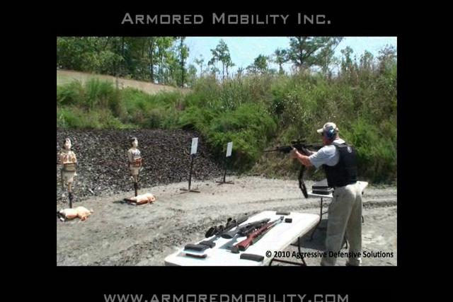 Amored Mobility Inc. Shooting Demo (480P)