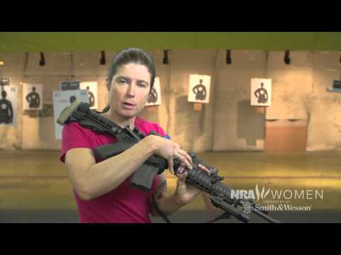 NRAWomen.tv | Kim Heath: Managing Rifle Weight