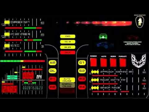 simulation programa kitt2000 terminado imagen final .wmv