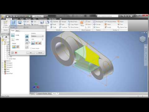 Part 1: AutoCAD Inventor LT Suite - Increase Your 2D Drafting Productivity