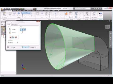 Autodesk Inventor 2010 Sheet Metal Design