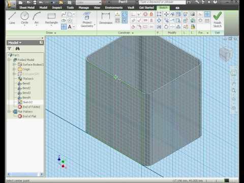 Autodesk Inventor 2010 Tutorial Rip Tool