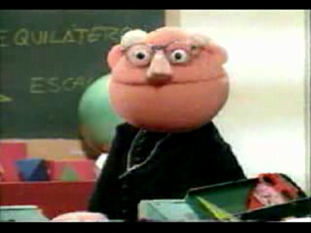 gomaespuma-gitano en clase