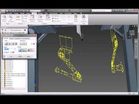 Autodesk Inventor 2010 AutoCAD Integration and DWG Interoperability
