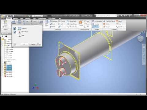 Part 7: AutoCAD Inventor LT Suite - BIM Ready Content from Inventor LT