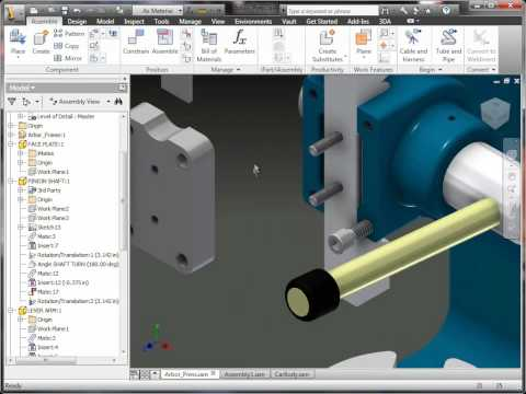 Official Autodesk Inventor Podcast Episode 41 Part 1 (2 of 2)