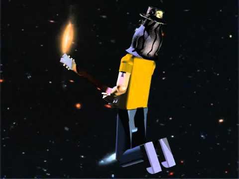 Guitar Player Animation