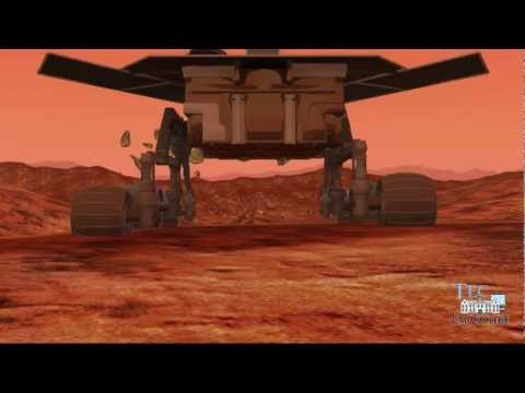 Mars Rover finds proof of intelligent life :) Part 1