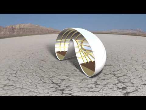 Cloud Gate - Chicago Bean - Concept Model - 1999