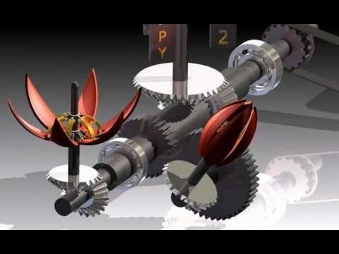 Vratilo - Shaft Autodesk Inventor