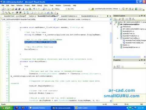 Develop Autodesk Inventor Addin using C# - Part 4