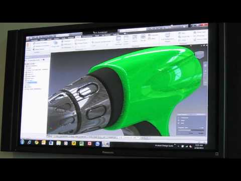 Inventor 2012 - Ray tracing