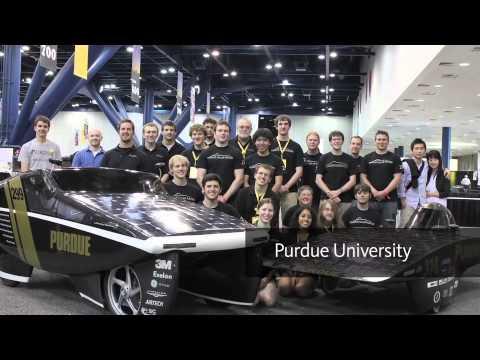Shell Eco-marathon 2011 Autodesk Student Showcase