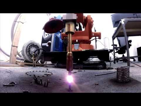 MX3D: 3D Printing Metal in Midair
