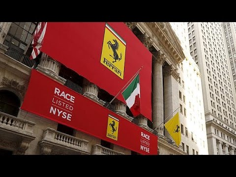 Ferrari IPO races onto Wall Street