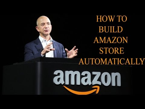 How To Build Amazon Affiliate Store Automatically