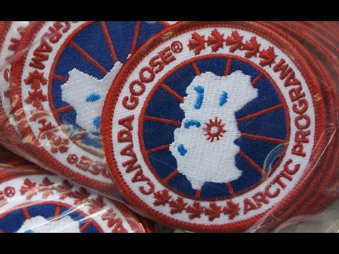 #PromoteMyselfToday - How a Canada Goose Parka is made - BrandmadeTV