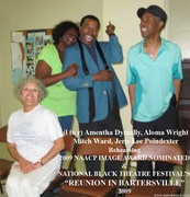 Reunion in Bartersville Nominated for NAACP IMAGE AWARD 2009