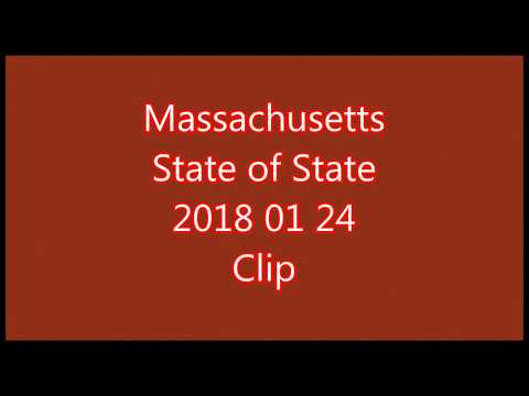 Mass State of State 2018 clip A