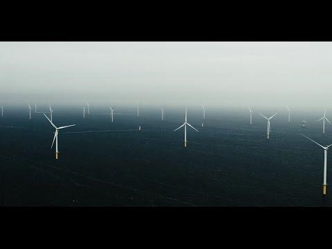 Offshore wind installation capabilities