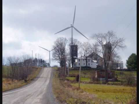 Wind Turbines and health Pt 1,  an interview