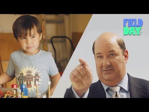 Super Kids Epic Showdown   Action Movie Kid Has A Field Day