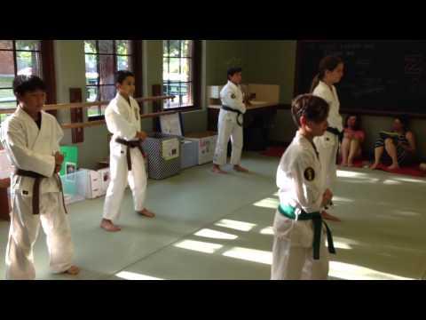 Emil's Isshinryu Black-Belt Challenge at Zen Martial Arts Sacramento