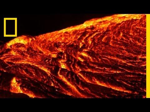 Hawaii's Lava Flow Is a Mesmerizing Force   Short Film Showcase