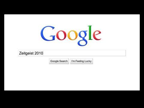 Os momentos que mais marcaram 2010, segundo o Google.