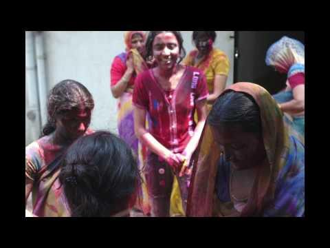 "Índia festeja chegada da Primavera - ""Dia Holi"""