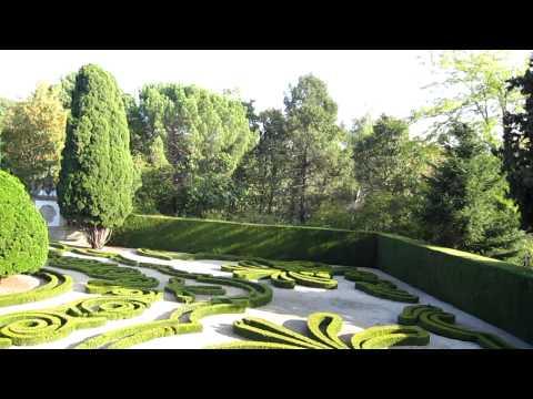 【HD】 Jardins do Palácio de Mateus