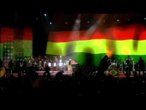 Ivete Sangalo - Flor Do Reggae