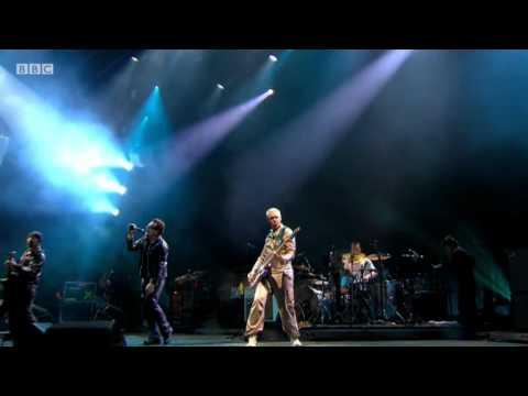 U2 perform I Will Follow at Glastonbury 2011