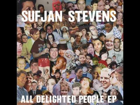 Sufjan Stevens - From the Mouth of Gabriel (lyrics)