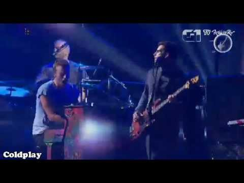 Coldplay - Paradise - Rock in Rio 2011 (HD)