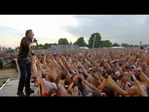 Waitin´on a Sunny Day. Hyde Park. Bruce Springsteen.